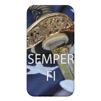 Semper Fi - Always Faithful Case Cases For iPhone 4