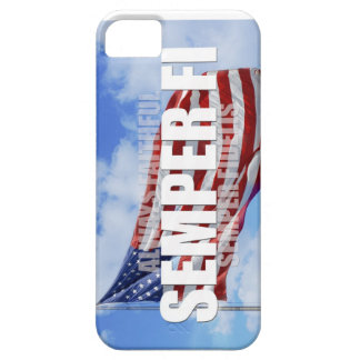 Semper Fi - Always Faithful IPhone Case iPhone 5 Covers