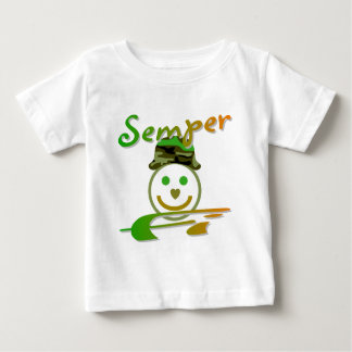 Semper Fi Baby T-Shirt