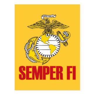 Semper Fi [EGA] Tarjetas Postales