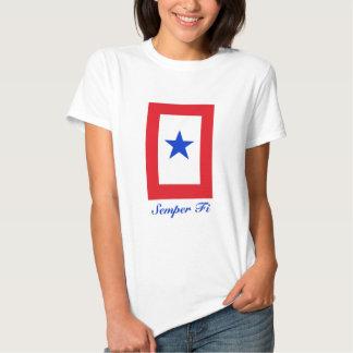 Semper Fi - Family Flag Shirt
