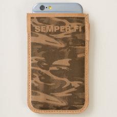Semper Fi iPhone 6/6S Case