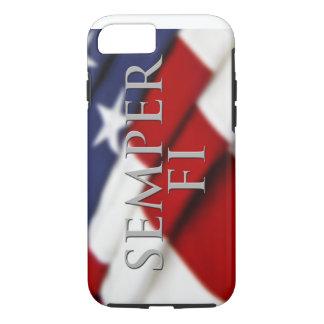 Semper Fi iPhone 7 Case