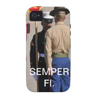 Semper Fi! Iphone Case Case-Mate iPhone 4 Covers