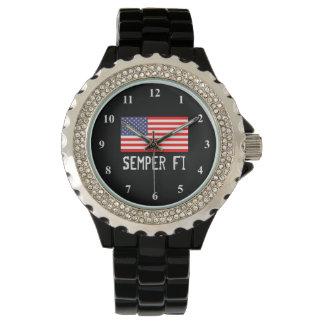 Semper Fi military watches