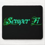 Semper Fi Mouse Pad