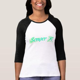 Semper Fi Playera