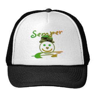 Semper Fi Trucker Hat