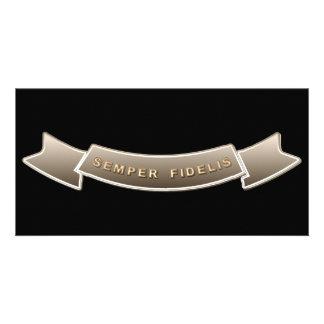 Semper Fidelis Card