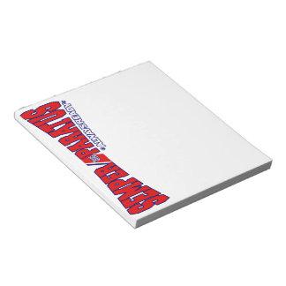 Semper Paratus - Always Ready Notepad