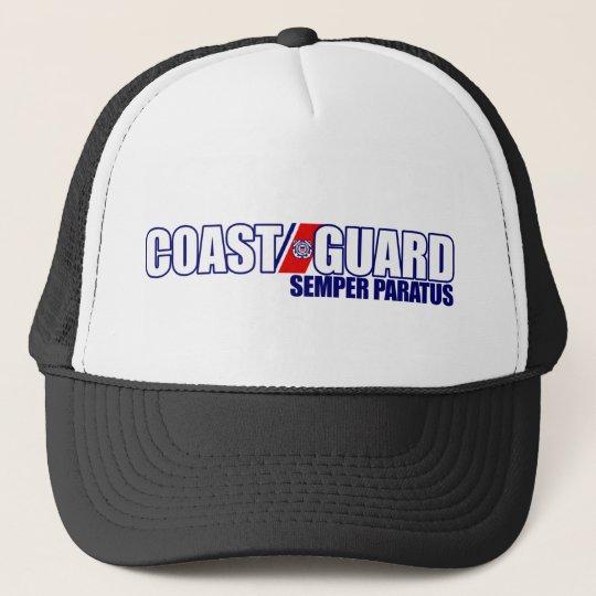 Semper Paratus Trucker Hat