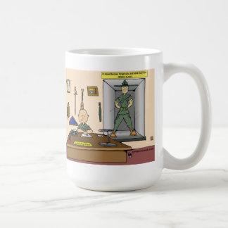 SemperToons Mug - Break Glass