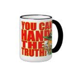 SemperToons Mug - Can't handle the truth - Female