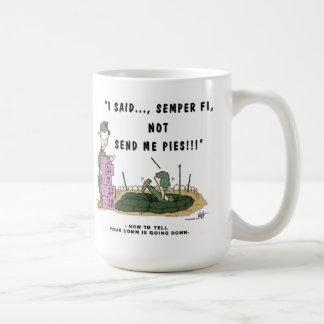 SemperToons Mug - Comm Down