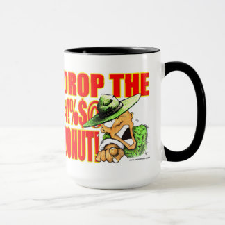 SemperToons Mug - Drop the Donut