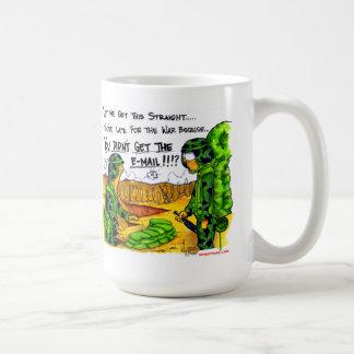 SemperToons Mug - Email War