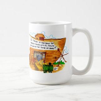 SemperToons Mug - Not Human
