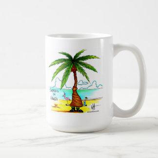 SemperToons Mug - Snipers in Hawaii