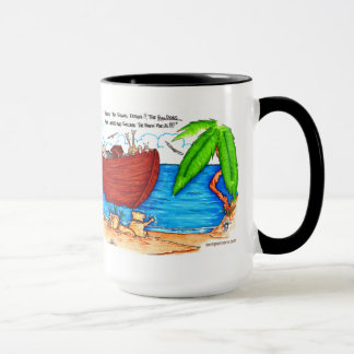 SemperToons Mug - The Ark