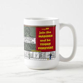 SemperToons Mug - Tough Forever