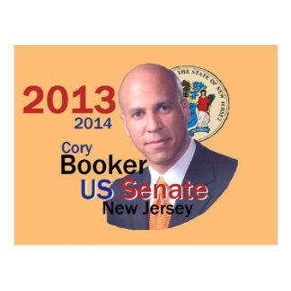 Senado 2013 del Booker Postales