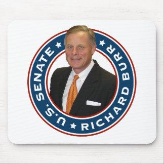Senado de los E.E.U.U. de las rebabas de Richard Alfombrilla De Ratones