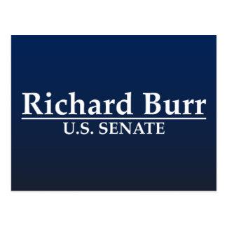 Senado de los E.E.U.U. de las rebabas de Richard Tarjeta Postal