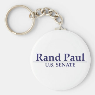 Senado de Paul los E.E.U.U. del rand Llavero Redondo Tipo Pin