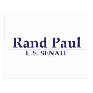 Senado de Paul los E.E.U.U. del rand Postales