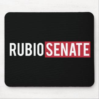 Senado de Rubio Alfombrilla De Ratones