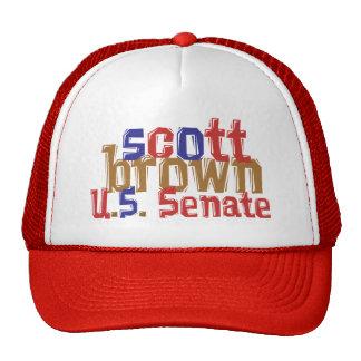 Senado de Scott Brown los E E U U - congreso SOS