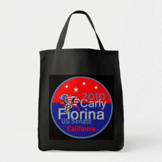 Senador 2010 de Fiorina Bag Bolsa Tela Para La Compra