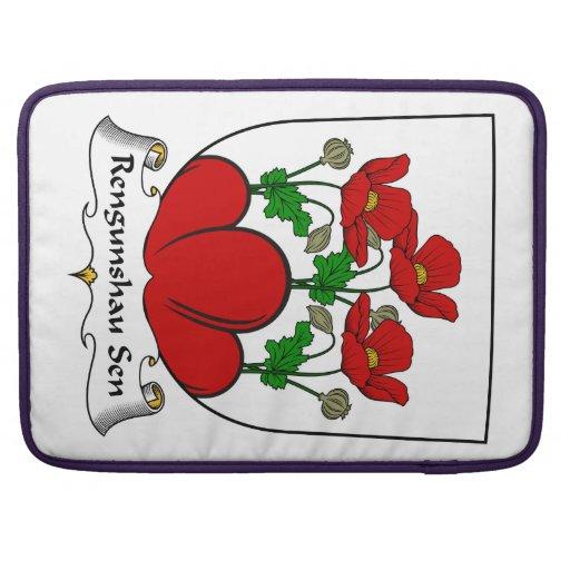 Senador Family Crest de Rengunshau Funda Macbook Pro