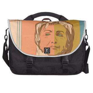 Senador Hillary Rodham Clinton de los E.E.U.U. Bolsas De Portatil