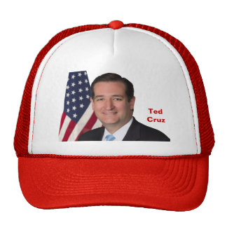 Senador Ted Cruz Gorros Bordados