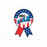 Señal americana 2012 de la cinta de los E.E.U.U. d Tarjeta Postal