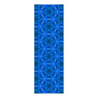 Señal azul de la filosofía SM Tarjetas De Visita