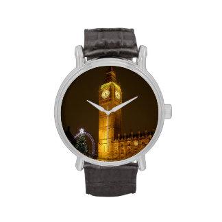 Señal de Big Ben buenas noches Reloj De Mano