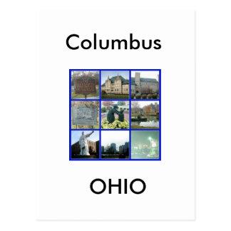 Señal de Columbus, Ohio Postal