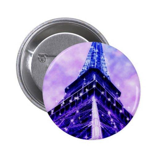 Señal de Francia de la opinión de París de la torr