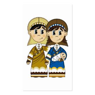Señal de Maria y de José Tarjetas De Visita