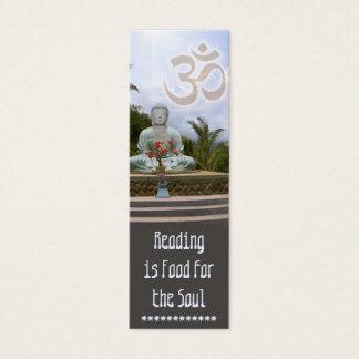 Señal de OM (personalizable) Tarjeta De Visita Pequeña