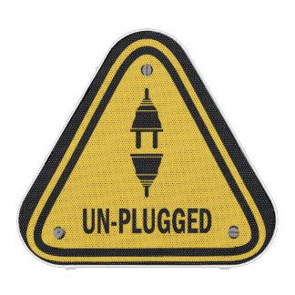 Señal de peligro O.N.U-TAPADA Altavoz Bluetooth