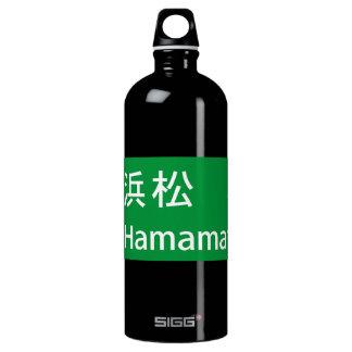 Señal de tráfico de Hamamatsu, Japón