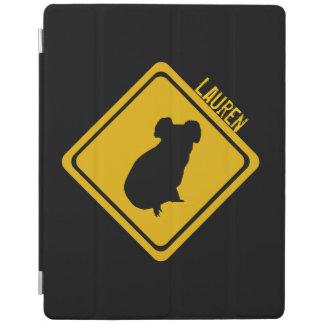señal de tráfico de la koala cover de iPad