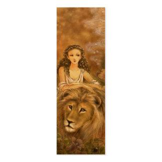 Señal del arte de la fantasía - Circe Tarjeta Personal