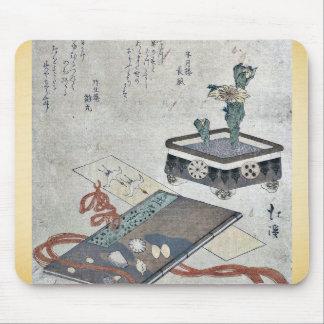 Señal del diario de Tosa por Totoya, Hokkei Alfombrilla De Ratón