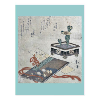 Señal del diario de Tosa por Totoya, Hokkei Postal