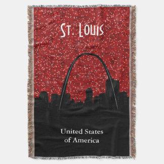 Señal del horizonte de St. Louis Manta