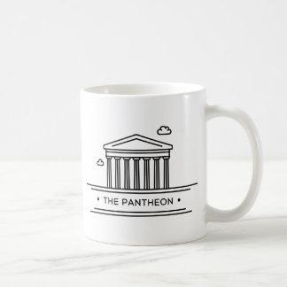 Señal del mundo: Panteón Taza De Café